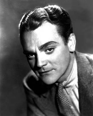 Angels With Dirty Faces, James Cagney Art Print by Everett