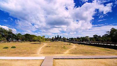 Ariksm-angkorwat Photograph - Angkor Wat by Arik S Mintorogo