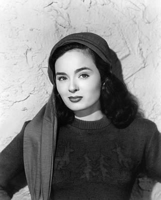 Blyth Photograph - Ann Blyth, 1946 by Everett