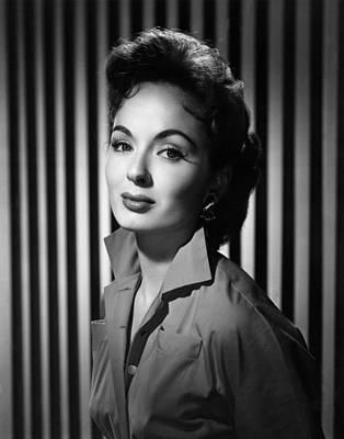 Blyth Photograph - Ann Blyth, 1953 by Everett