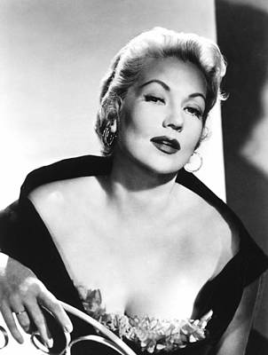 Ann Sothern, Nbc, 1957 Art Print by Everett
