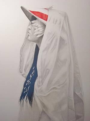 Anna Lu Art Print by Marilyn Williscroft