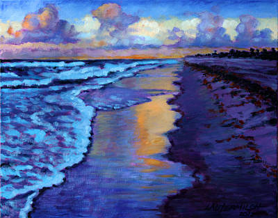 Painting - Another Beautiful Day by John Lautermilch