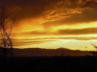 Photograph - Another California Sunset by Stephanie Moore