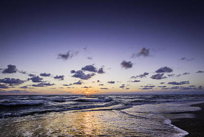 Photograph - Another Days End by Nick  Shirghio