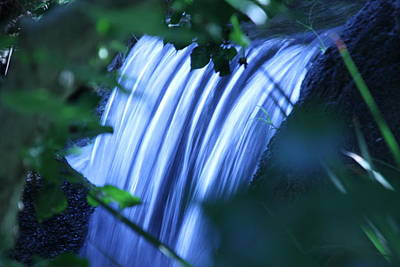 Photograph - Another Waterfall by Scott Brown