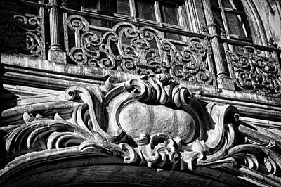 Photograph - Ansonia Building Detail 5 by Val Black Russian Tourchin