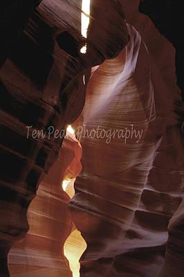 Antelope Canyon Original by Jim Chamberlain