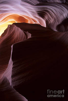 Photograph - Antelope Canyon Out Of Time by Bob Christopher