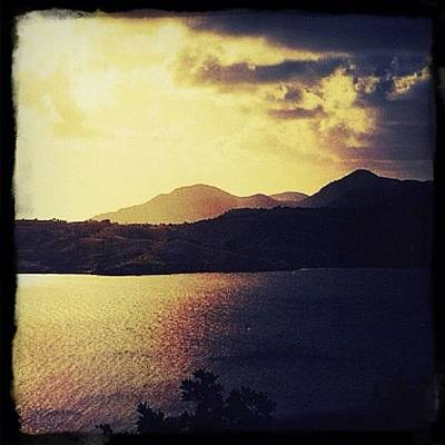 Sunset Photograph - Antigua At Dusk by Natasha Marco