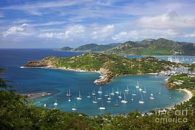 Soap Suds - Antigua by Brian Jannsen