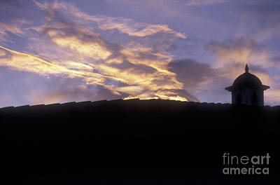 Photograph - Antigua Sunset by John  Mitchell