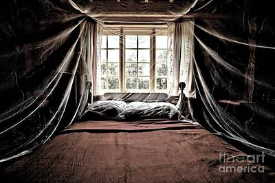 Photograph - Antique Luxury by Adam Jewell