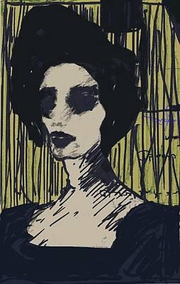 anyone II Art Print by Nesli Sisli