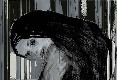 Anyone Art Print by Nesli Sisli