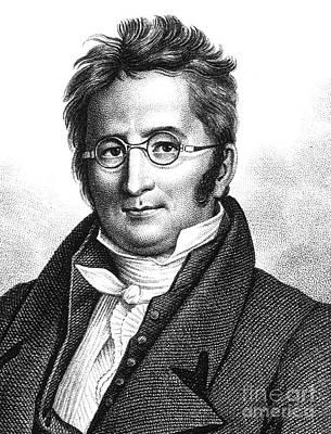 A.p. De Candolle, Swiss Botanist Art Print by Science Source
