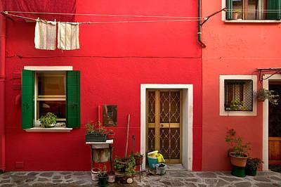 Photograph - Apartamenti by John Galbo