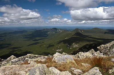 Photograph - Appalachian Trail View by Glenn Gordon