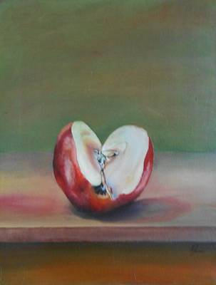 Painting - Apple 2 by Robert Foss