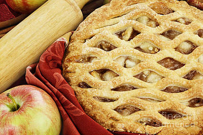 Photograph - Apple Pie by Stephanie Frey