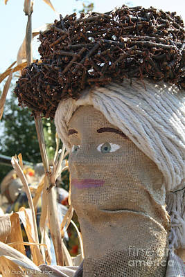 Photograph - Apple Stick Hat by Susan Herber