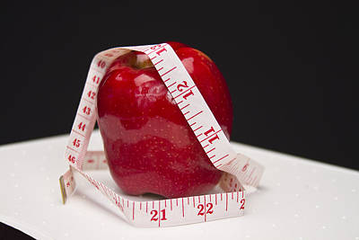 Photograph - Apple Weight by Trudy Wilkerson