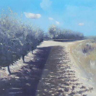 Applegrove Sataf Art Print by Robert Selkirk