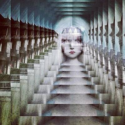 Horror Photograph - #applifam #applifam19jul #horror by Antonella Marani
