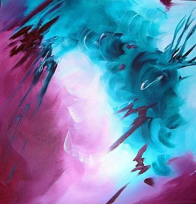 Approaching Storm Art Print
