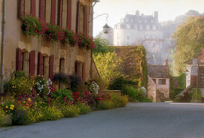 Photograph - Apremont Sur Allier by John Galbo
