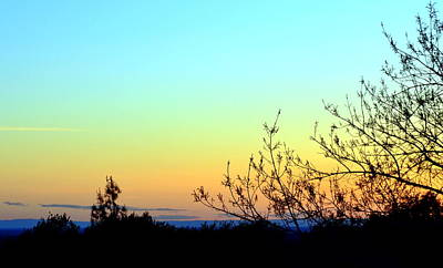 Photograph - April Sunset by Rima Biswas