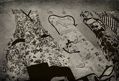 Apron Photograph - Aprons by Rebecca Cozart