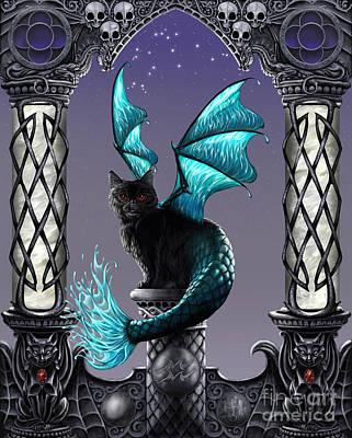 Aquarius Original by Stanley Morrison
