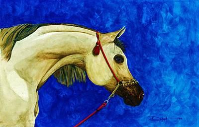 Painting - Arabian Beauty by Dana Newman