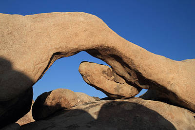 Photograph - Arch Rock In Joshua National Park by Pierre Leclerc Photography