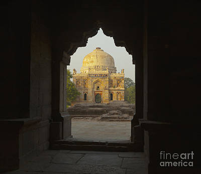 Lodi Photograph - Arched Doorway At Lodi Gardens by Inti St. Clair