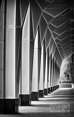 Photograph - Arched Passageway by Danuta Bennett
