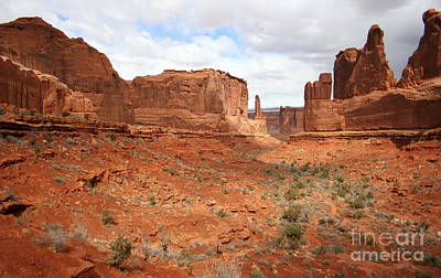Photograph - Arches National Park by Julie Lueders