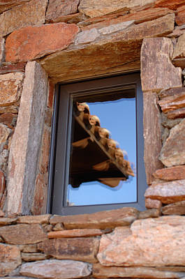 Photograph - Architectural Detail 4 by Jill Reger