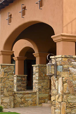 Photograph - Architectural Detail 7 by Jill Reger