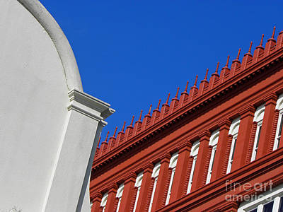 Photograph - Architectural Interest  by Elizabeth Hoskinson