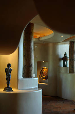 Photograph - Architectural Interior 2 by Jill Reger