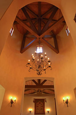 Photograph - Architectural Interior 3 by Jill Reger