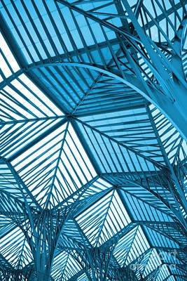 Architecture Design Art Print by Carlos Caetano