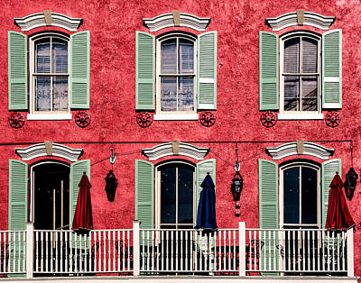 Archtecture Perfection Art Print by Sandy Dimke