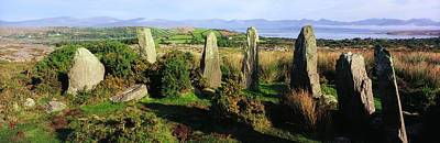 Megalith Photograph - Ardgroom, Co Cork, Ireland Stone Circle by The Irish Image Collection