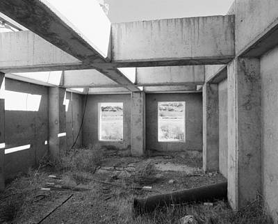 Photograph - Area 5 Motel Interior by Jan W Faul