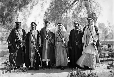 Aref Al-aref (1892-1973) Art Print by Granger