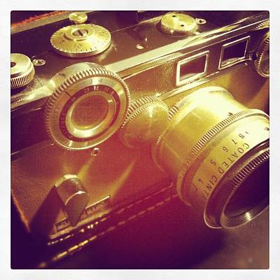 Aperture Photograph - Argus by Gabe Arroyo