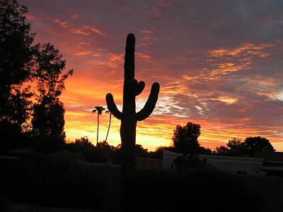 Arizona Sunrise 03 Art Print